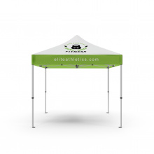 Square Tent Free Mock up by Gustavo Chams